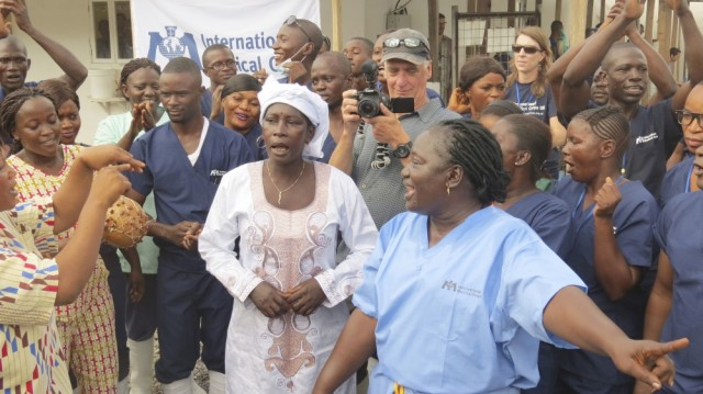 Traditional Healers Sierra Leone